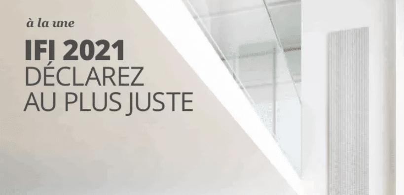 IFI 2021 : déclarez au plus juste